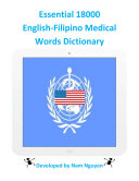 Pdf Essential 18000 Medical Words Dictionary In English-Filipino
