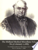 The Midland Medical Miscellany and Provincial Medical Journal