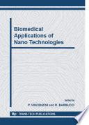 Biomedical Applications of Nano Technologies Book