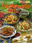 Easy Vietnamese style Cookery