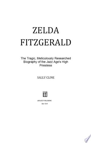 Download Zelda Fitzgerald Free Books - Read Books
