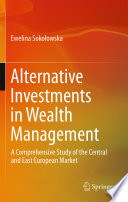 Alternative Investments in Wealth Management