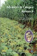 Advances in Cowpea Research