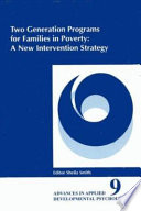 Two Generation Programs For Families In Poverty