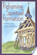 Reframing Spiritual Formation