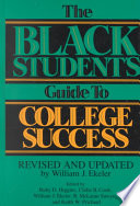 """The Black Student's Guide to College Success"" by Ruby D. Higgins, William J. Ekeler, Clidie B. Cook, R. McLaran Sawyer"