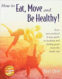 How to Eat, Move, and Be Healthy! banner backdrop