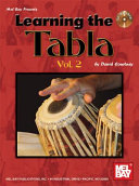Learning the Tabla  Volume 2