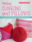 Making Cushions & Pillows
