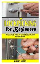 Lockpicking for Beginners