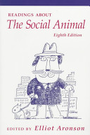 Readings about the Social Animal Book
