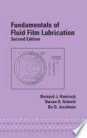 Fundamentals Of Fluid Film Lubrication Book PDF