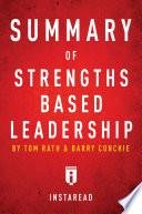 Summary of Strengths Based Leadership