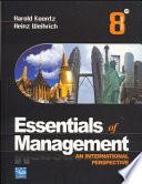 """""""Essentials of Management"""" by Harold Koontz"""