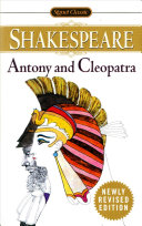Cover of The Tragedy of Antony and Cleopatra