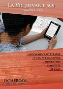 Fiche de lecture La Vie devant soi (résumé détaillé et analyse littéraire de référence) Book