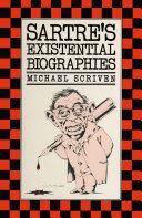Pdf Sartre's Existential Biographies Telecharger