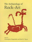 The Archaeology of Rock Art