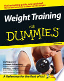 """Weight Training For Dummies"" by Liz Neporent, Suzanne Schlosberg, Shirley J. Archer"