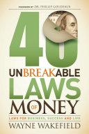 40 Unbreakable Laws of Money