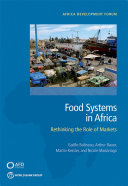 Pdf Food Systems in Africa Telecharger