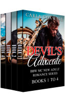 Devil's Advocate BBW MC New Adult Romance Series - Books 1 to 4
