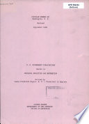 U S Government Publications Useful In Physical Education And Recreation