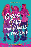 Girls Save the World in This One Pdf/ePub eBook