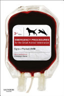 Emergency Procedures for the Small Animal Veterinarian E Book
