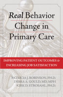 Real Behavior Change in Primary Care Pdf/ePub eBook