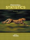 Elementary Statistics [Pdf/ePub] eBook