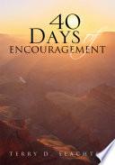 40 Days Of Encouragement