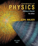 Fundamentals of Physics  Volume 1  Chapters 1   20