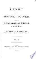 Light as a Motive Power0 Book