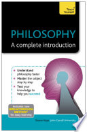 Philosophy A Complete Introduction Teach Yourself
