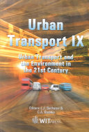 Urban Transport Ix Book PDF