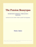 The Pension Beaurepas (Webster's German Thesaurus Edition)