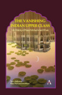 The Vanishing Indian Upper Class