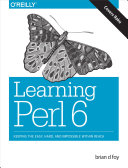 Learning Perl 6