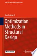 Optimization Methods in Structural Design