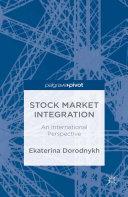 Stock Market Integration [Pdf/ePub] eBook