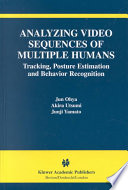 Analyzing Video Sequences Of Multiple Humans Book PDF