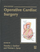 Operative Cardiac Surgery, Fifth edition