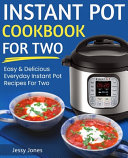 Instant Pot Cookbook for Two Book
