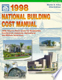 1998 National Building Cost Manual