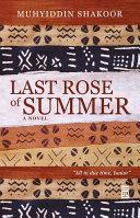 Pdf Last Rose of Summer Telecharger