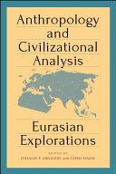 Pdf Anthropology and Civilizational Analysis Telecharger