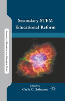 Secondary STEM Educational Reform