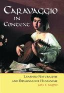 Caravaggio in Context