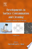 Developments in Surface Contamination and Cleaning  Volume 7